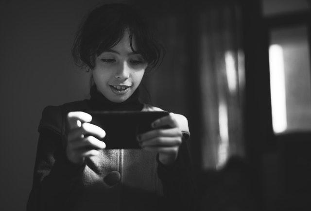 Børn og telefoner - Hvornår er de gamle nok?